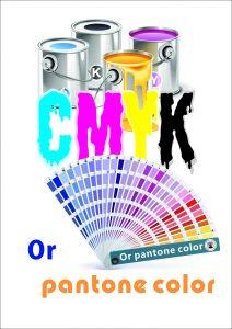 cymk or pantone