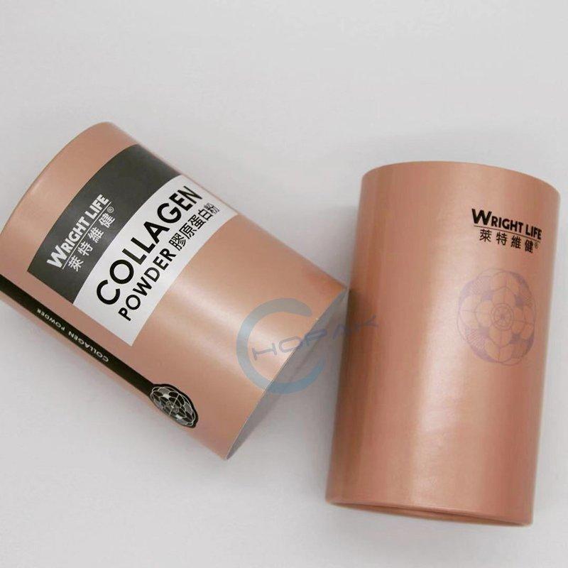 Custom Paper Cardboard Tube Box for Food