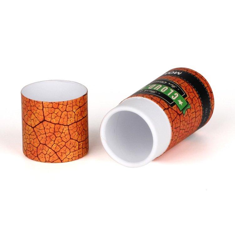 Custom Cylinder Paper Tube for CBD Oil