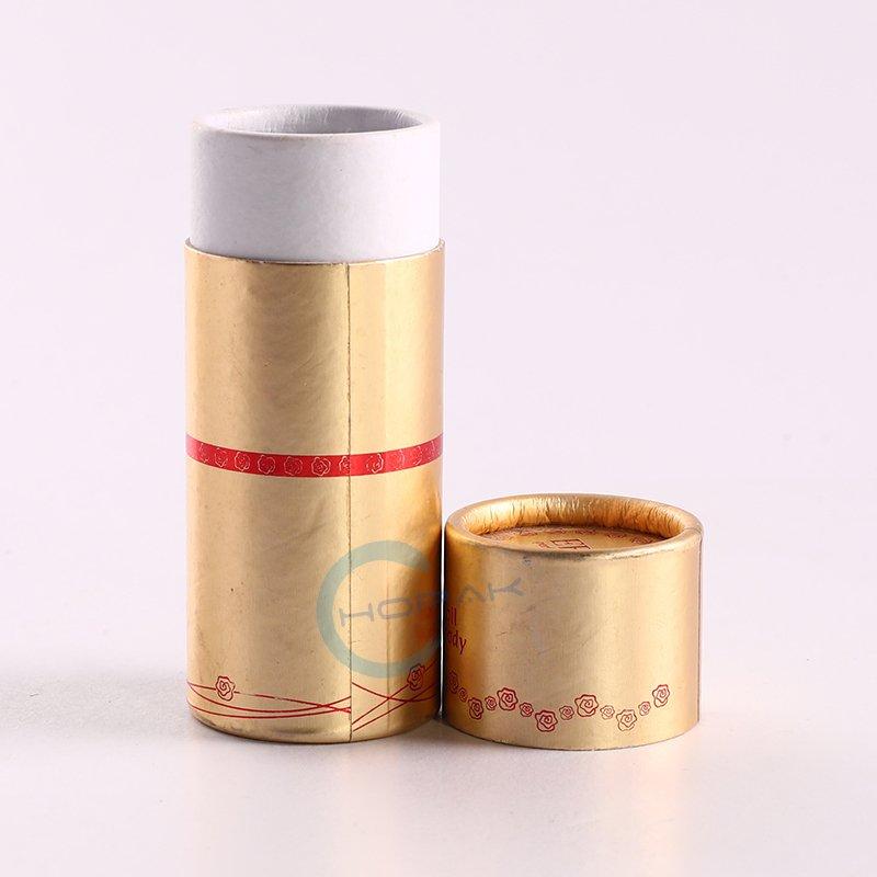 Organic CBD Oil Cardboard Tube Box