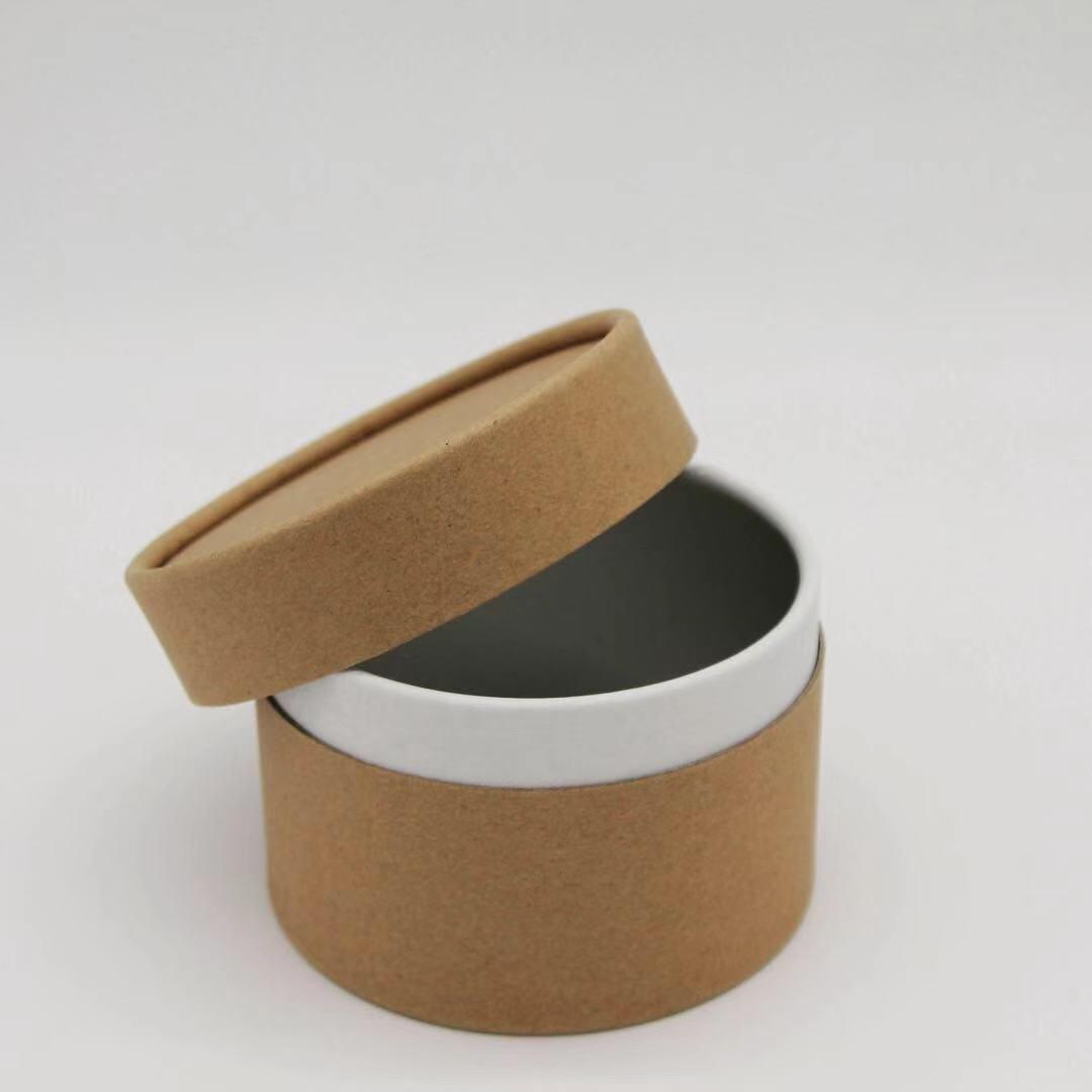 Direct Manufacturer Custom Paper Packaging Eco-friendly Kraft Paper Tube