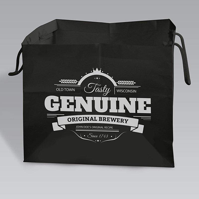 2020 Custom Wholesale Paper Bag Printing Logo Shopping Gift Bag