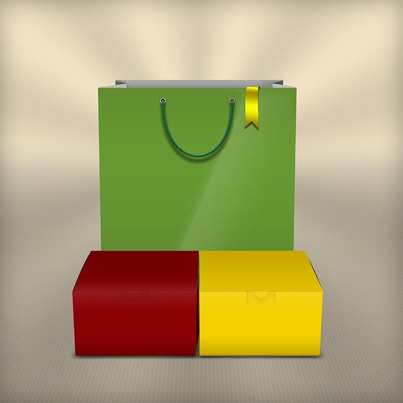 Custom Logo Print Shopping Paper Bag Clothing Shoe Packaging Cheap Washable Gift Paper Bag
