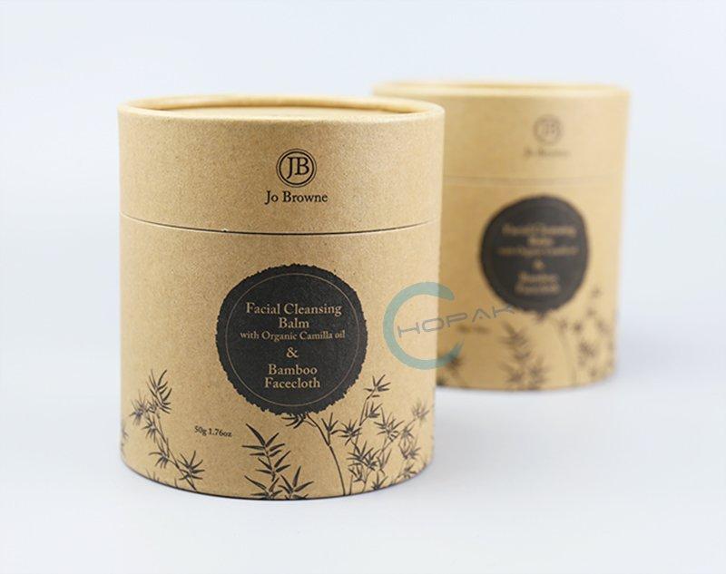 Recycled Custom Printing Round 4 Inch Diameter Cardboard Tubes