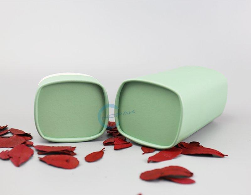 Unique Oval Shape Paper Core Tube