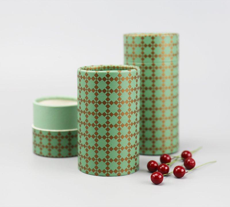 Custom Packaging Cardboard Matte Paper Tube for CBD Oil Bottle