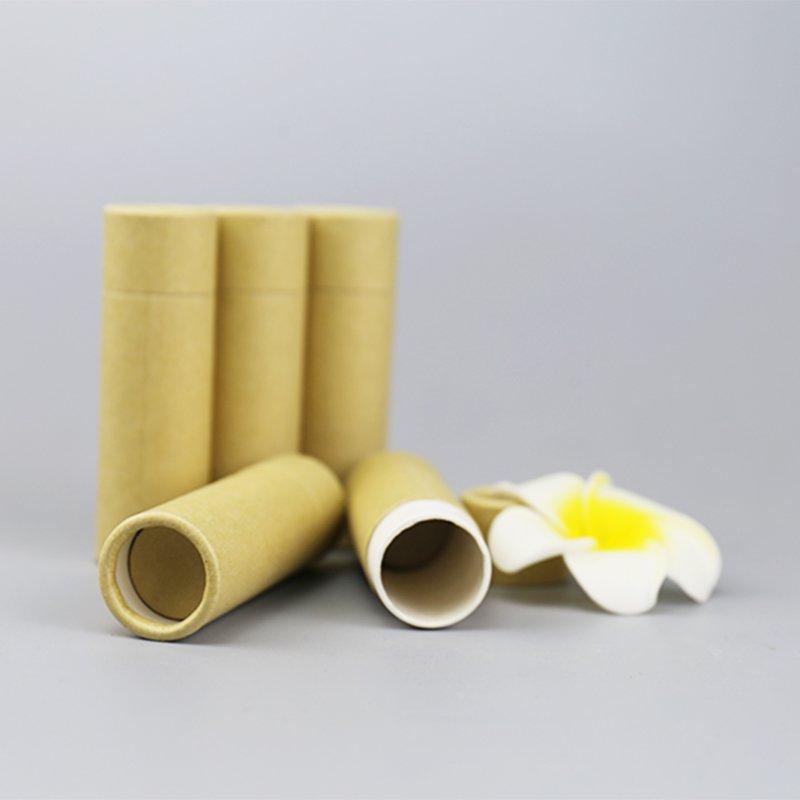 0.3oz kraft paper push up tube