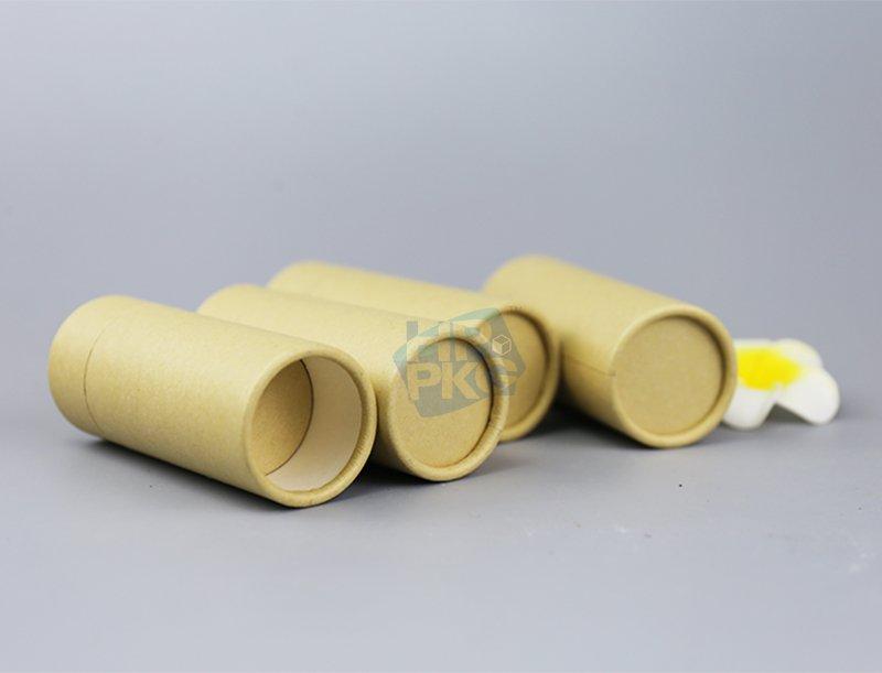 1.5oz kraft paper push up tube