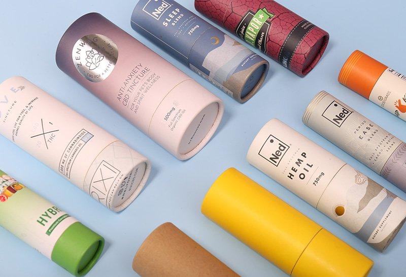 H2 Hopak Packaging Cardboard Tube